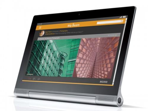 Планшет Yoga Tablet 2 с технологией Lenovo AnyPen