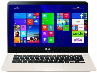 Ноутбуки линейки LG Ultra получили обновленые чипы Broadwell