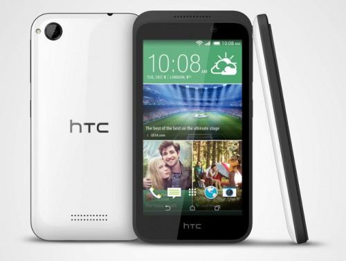 HTC Desire 320 - бюджетник для Европы