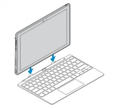 Dell Venue 10 Pro — новый Windows-планшет в формате 2 в 1