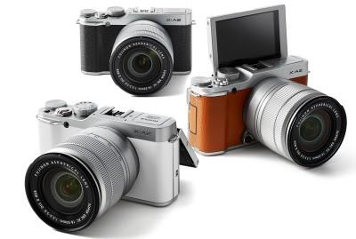 Fujifilm X-A2: беззеркальный фотоаппарат премиум-класса с поворотным дисплеем