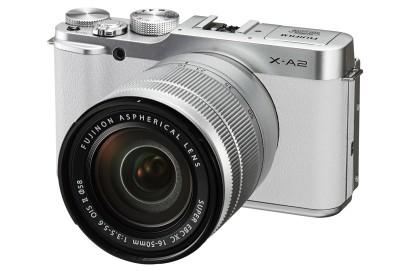 Fujifilm X-A2: камера премиум-класса со сменными объективами