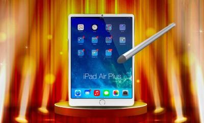 Apple предложит покупателям iPad Pro фирменный стилус «iPen»