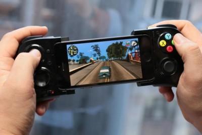 Apple запатентовала собственный игровой контроллер для iPhone