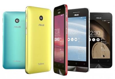 Asus выпустит версию смартфона ZenFone 2 с 5-дюймовым дисплеем