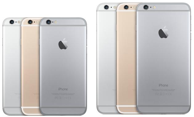 iPhone 6 и iPhone 6 Plus стали популярнее в России