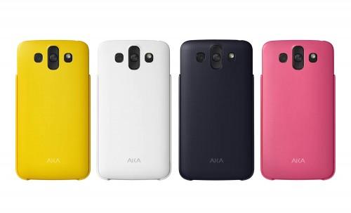 LG AKA - смартфон с личностью на 'живом' видео