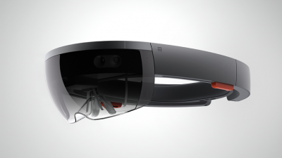 Microsoft HoloLens будут работать на Intel Cherry Trail