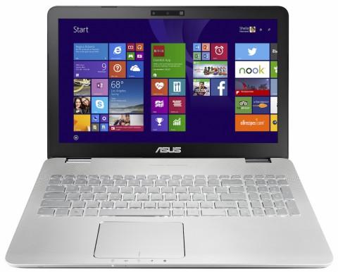 ASUS создал ноутбук N551JQ с 3D-камерой Intel RealSense