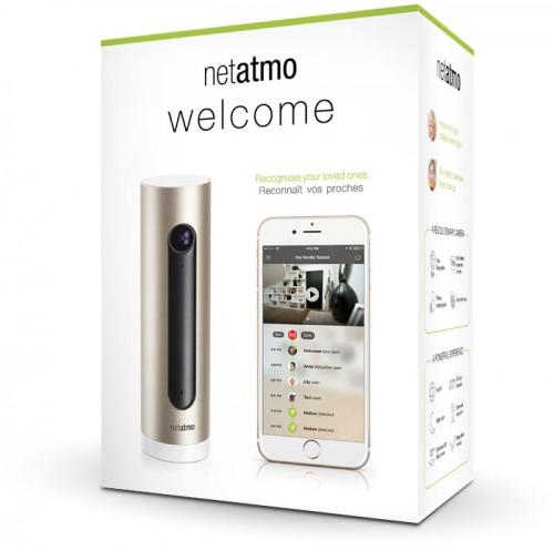 Netatmo: видеонаблюдение для пользователей iPhone и Apple Watch