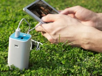 TP-LINK TL-PB10400: портативный аккумулятор с фонариком