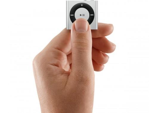 Apple откажется от выпуска iPod shuffle