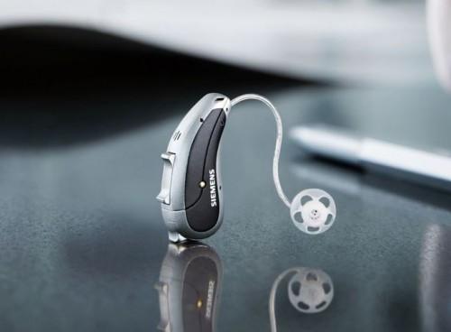 Siemens Smart Hearing Aid - умный слуховой аппарат