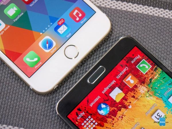 Apple вдвое увеличила объем продаж iPhone на родине Samsung