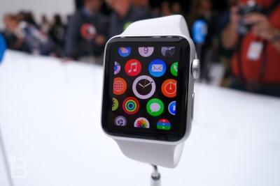 LG станет единственным поставщиком дисплеев p-OLED для Apple Watch