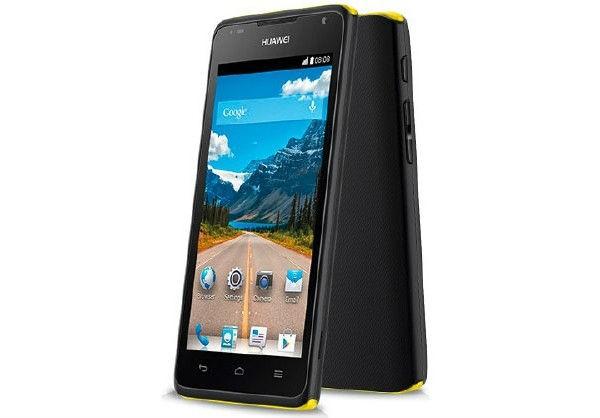 Ascend Y540 - новый бюджетный смартфон от Huawei