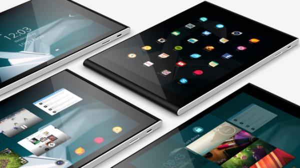 Выходцы из Nokia представили новую модель планшета Jolla