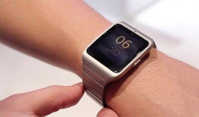 Sony начала продажи в России «умных» часов SmartWatch 3