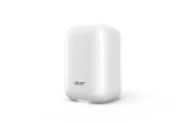 Acer представила в России портативный медиацентр