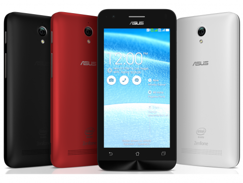Asus представила смартфон и внешний аккумулятор