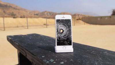 В России создан гибкий дисплей, выдерживающий попадание пули