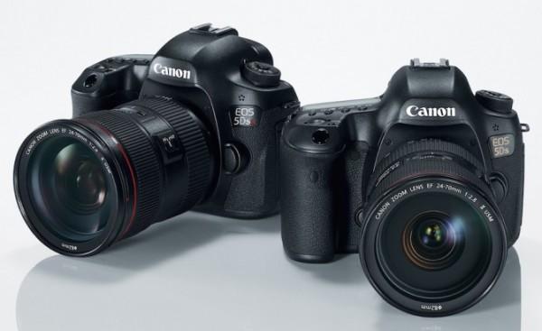 Canon: зеркальные фотокамеры 5Ds и 5Ds R разрешением 50,6 Мп