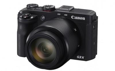 Canon «засветила» свой новый продукт: PowerShot G3 X