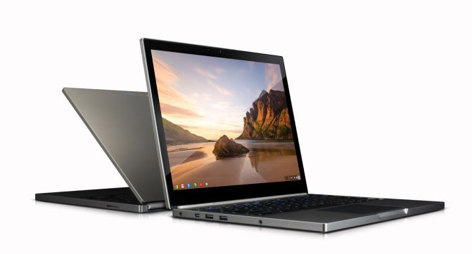 Chromebook Pixel 2 под кодовым именем «Samus» уже находится на стадии разработки
