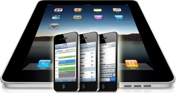 МТС подарит бесплатный доступ в интернет при покупке iPhone и iPad
