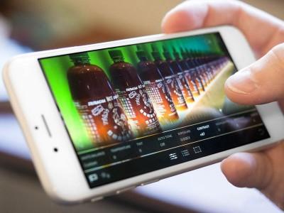 Adobe обновила мобильную версию Lightroom