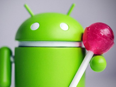 Доля Android-устройств на Lollipop выросла до 1,6%