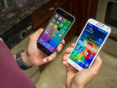 Средняя стоимость iPhone почти в три раза выше средней цены на Android-смартфон