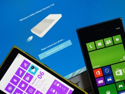 В Nokia Software Recovery Tool v.5.0.5 появилась поддержка новых смартфонов