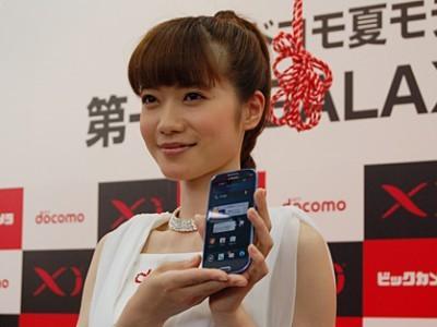 Samsung может прекратить продажу смартфонов в Японии
