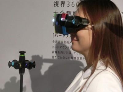 Panasonic создала нового конкурента Samsung Gear VR