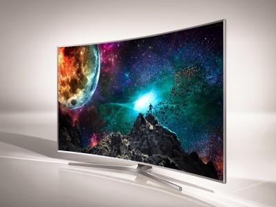 Samsung представила телевизоры SUHD TV и Smart TV на базе Tizen