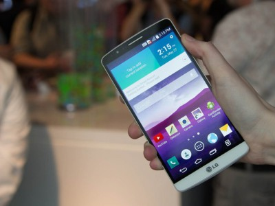 LG G3 запустили с разрешением 1920x1080