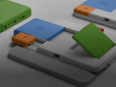 OLPC XO Infinity - модульный планшет для детей