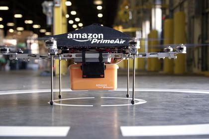 Alibaba начал доставку заказов беспилотниками