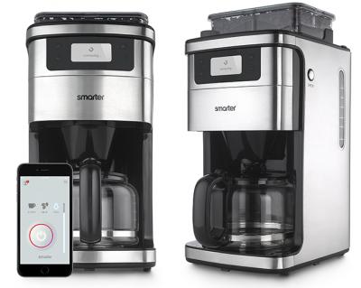 Smarter Coffee: первая в мире кофемашина с Wi-Fi