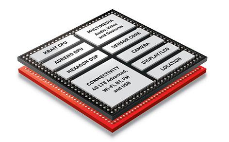 Qualcomm представила четыре новых процессора среднего класса