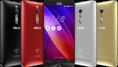 Смартфон ASUS ZenFone 2 уже доступен на российском рынке