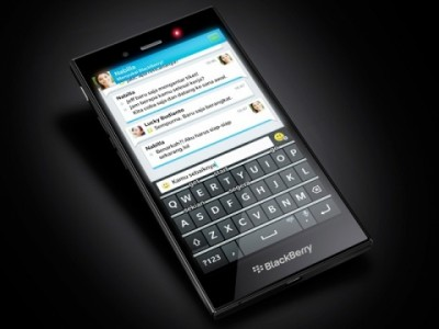 BlackBerry может выпустить смартфон на Android