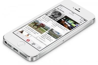 В Opera Mini для iOS появился «ночной режим»