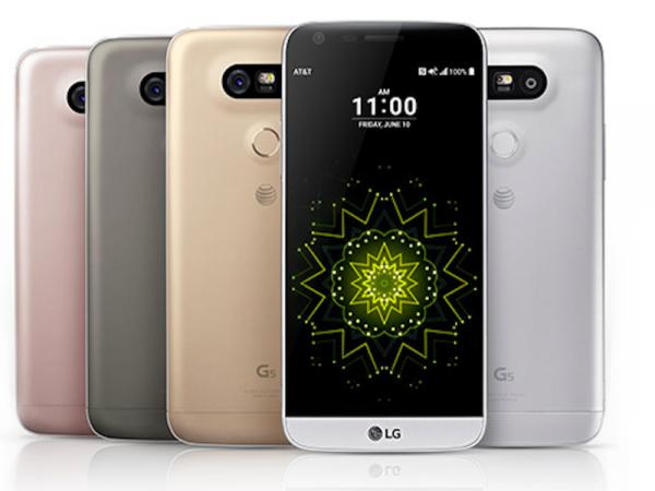 Продажи флагмана LG G5 стартуют 31 марта по цене $800