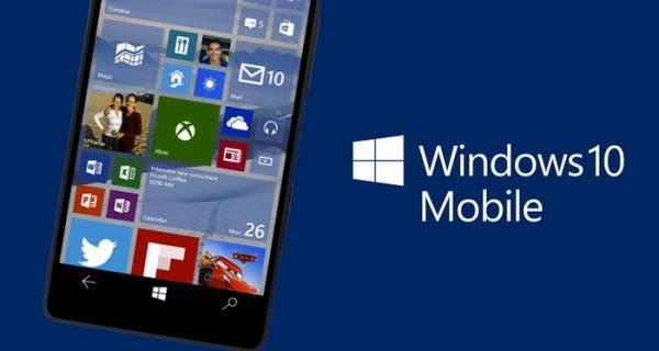 Windows 10 Mobile требует для установки не менее 1 ГБ ОЗУ