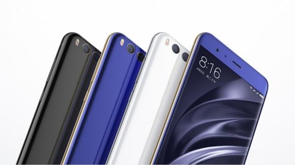 Xiaomi анонсировала смартфон Mi 6 с двойной камерой