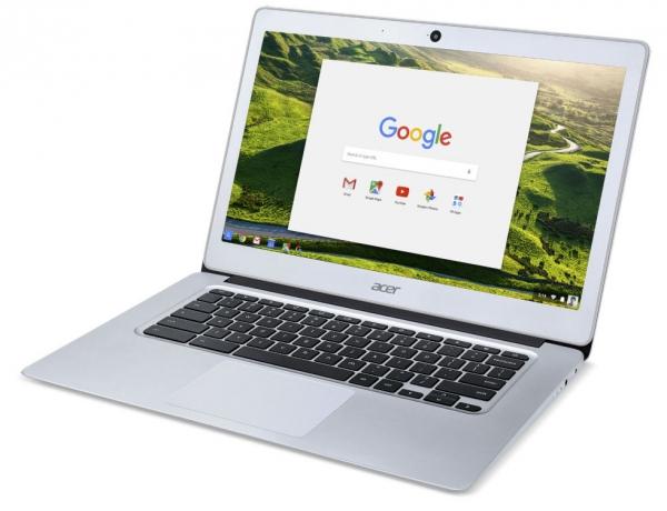 Acer ожидает рост поставок Chromebook
